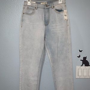 NWT PACSUN MOM JEANS 26